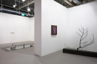 Stuart Shave Modern Art at Art Basel 2015, installation view
