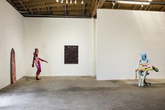 Nathan Redwood: AFTER TIN MAN, installation view