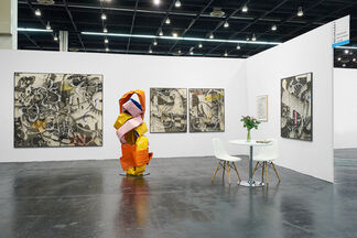 MIER GALLERY at Art Cologne 2017, installation view