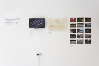 Sigma. Cartography of Learning 1969-1983, installation view