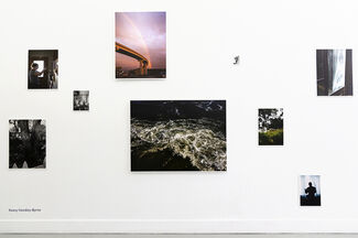 When I See the Left Ear I Think He Had Heard Me, installation view