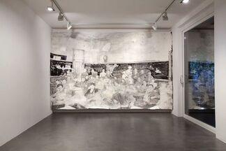 Michael Ryan. Drawings, installation view