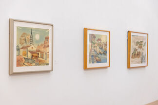 The Gaze from the North: Kuo Hsueh-Hu and His Southern World, installation view