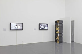 Before the Beginning and After the End, installation view