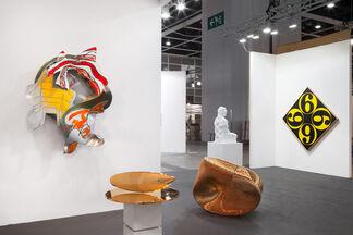 Paul Kasmin Gallery at Art Basel in Hong Kong 2015, installation view