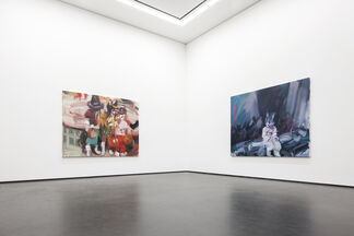 LAURA LANCASTER, installation view