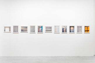 The eye you see isn't an eye because you see it, it's an eye because it sees you, installation view