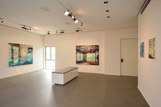 """Michelle Jezierski: """"Midnight Window"""", installation view"""