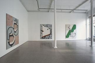 Anne Neukamp, installation view