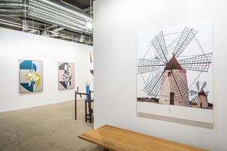 Mai 36 Galerie at Art Basel 2018, installation view