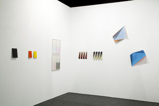 Galerie Christian Lethert at Art Los Angeles Contemporary 2014, installation view