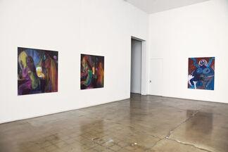 Engender, installation view