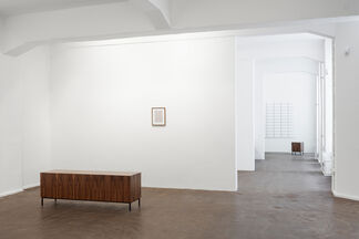 Trace, installation view