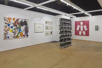 Kristof De Clercq at Art Rotterdam 2019, installation view