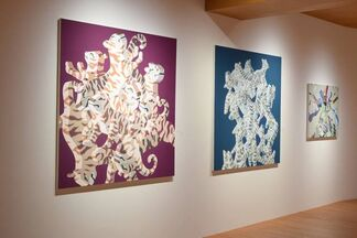 The patterns, installation view