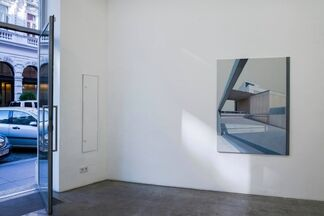 Kerstin Engholm Galerie at viennacontemporary 2015, installation view