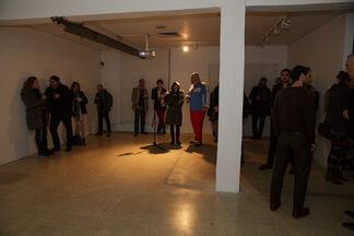 Ron Erlih | Alone, installation view