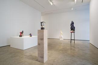 Arlene Shechet: Blockbuster, installation view
