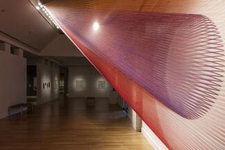 Gabriel Dawe: Plexus 28, installation view