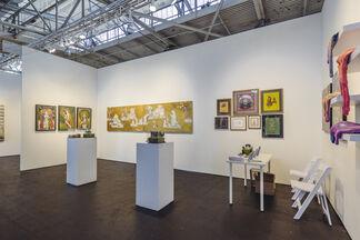 Spoke Art at Art Market San Francisco 2017, installation view