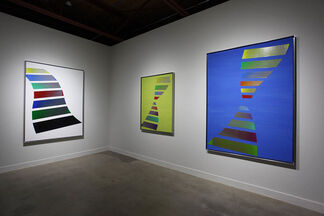 Jonathan Forrest : A Conversation with Colour, installation view