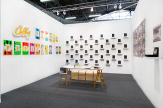 mfc - michèle didier at The Armory Show 2015, installation view