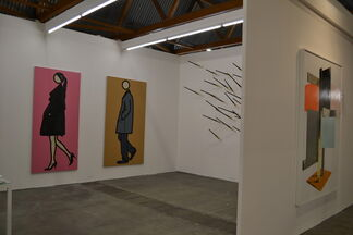 Galeria Mário Sequeira at Art Brussels 2014, installation view