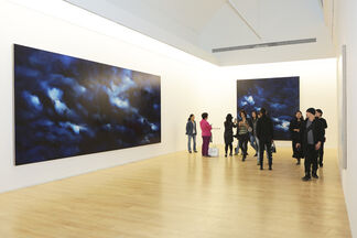 IN THE DESERT BELOW A CONSTELLATION IN THE SKY, installation view