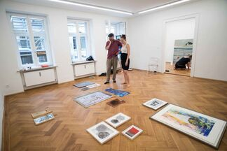 #Greetings from Munich, installation view