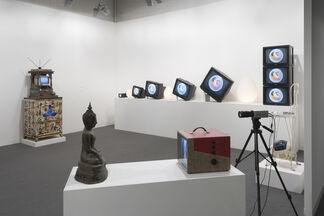 James Cohan at Art Basel 2017, installation view