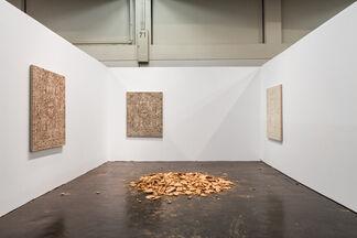 Ellis King at Art Cologne 2015, installation view