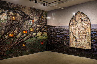 Mondongo: What are we gonna say after HELLO?, installation view