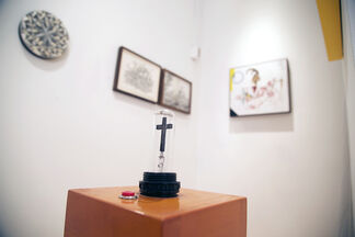 hunky dory, installation view