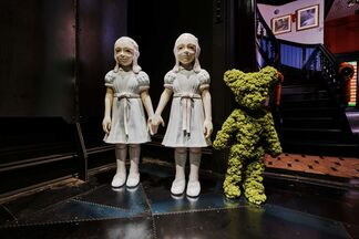MOSS PEOPLE, installation view