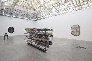 Nick van Woert: Haruspex, installation view
