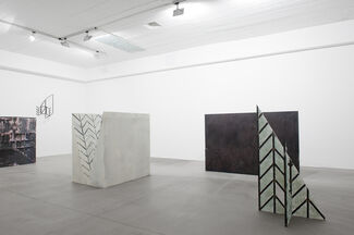 Štefan Papčo - Cardinality, installation view