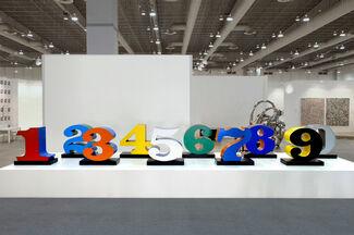 Paul Kasmin Gallery at ZⓢONAMACO 2017, installation view