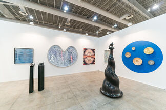 Galerie Italienne at ZⓈONAMACO 2018, installation view