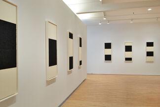 Richard Serra: Reversals, installation view
