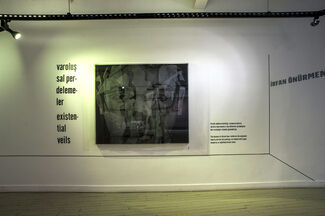 You Are Here, installation view