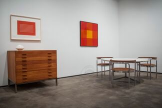 Forms of Attraction: Kjaerholm, Tenreiro and Selected Works, installation view