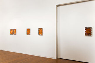 Marley Dawson, Palethorp, installation view