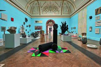 Summer Exhibition 2015, installation view