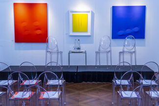 Spaziale! Italian spatialism and its legacy / London, installation view