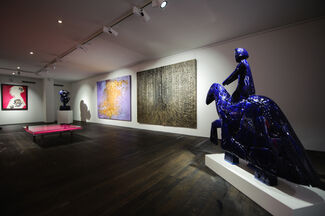 Masters Unveiled, installation view