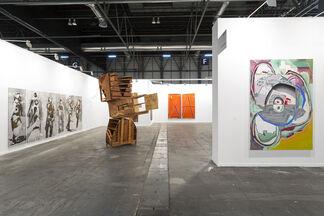 Luis Adelantado at ARCOmadrid 2018, installation view