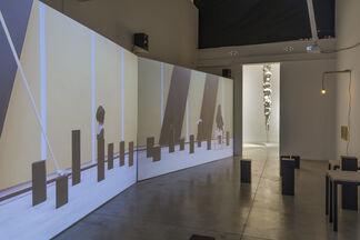 Motohiko Odani: Depth of the Body, installation view