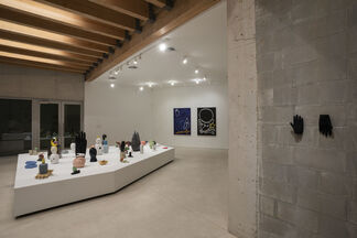 Wade Tullier - Hear Say, installation view