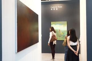2015 Art Taipei, installation view