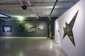What If, installation view